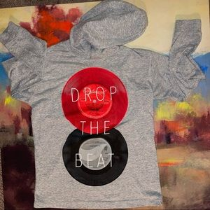 Apostasy | Boys Long Sleeve Hoodies Graphic Print T-shirt